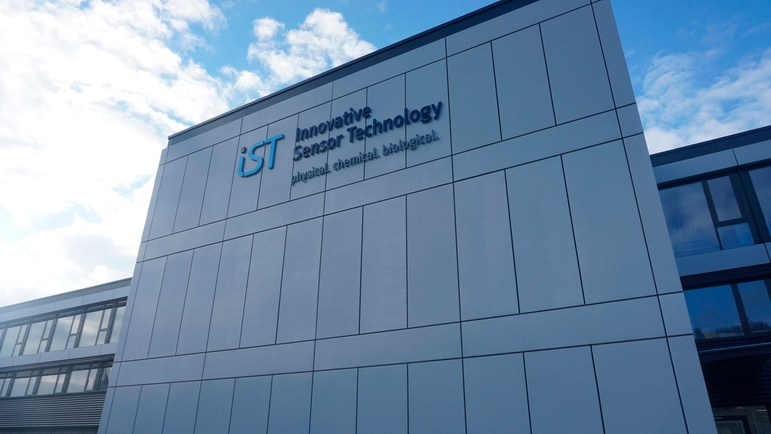 Headquarter of Innovative Sensor Technology IST AG located in Ebnat-Kappel, Switzerland
